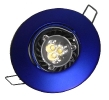 3644 Azul Metalizado G-99 Lamp.no incluida