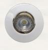 3647 Aro G99 Blanco y Oro Lampara LED no Incluida