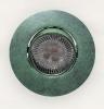 3651 Aro Led G99 Forja Verde  Lampara LED no Incluida