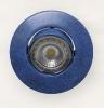 3653 Aro G99 Forja Azul  Lampara LED no Incluida