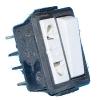 2456 Bloque Base y Interruptor Encastral