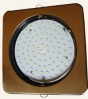 4756/18 Ducto Bronce Ingles led con disco 18w