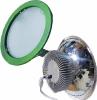 4755/7599 DUCTO CON DISCO LED  SIN CRISTAL  18W.600K