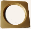 4757/3 Ducto Para Disco Led Champagne