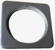 4758/1 Ducto Plata Metalizado Para Disco Led