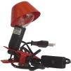 2261 Flexo Mini Pinza Rojo   Led 4w. 50k