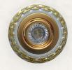 4673/3533 Cadena Plata Oro G100 Oro Mate