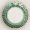 4612 Exterior Greca Verde Oro