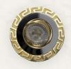 4611/3571 Greca Oro Plata, G83 Cromo Brillo, Oro