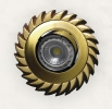 4650/3576 Luna Marrón Oro G83 Bronce Ingles