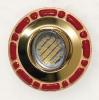 4627/3575 Nudo Salmón Burdeos G83 Oro Brillo