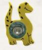 4923/3582 Dino Amarillo +G83 Forja Verde