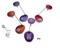 4146 Flexos H-21 Varios Colores